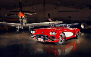 Chevrolet Corvette Wallpaper