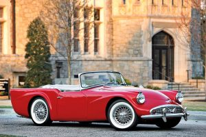 1960 daimler sp250 wallpaper background