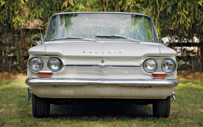 1964 chevrolet corvair wallpaper background