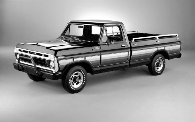 1977 ford f100 wallpaper background