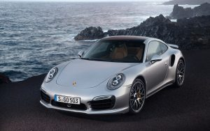 2014 Porsche 911 Turbo S Wallpaper
