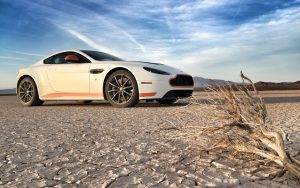 2017 Aston Martin V12 Vantage S Wallpaper