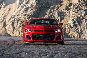 2017 chevrolet camaro zl1 red wallpaper background