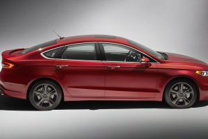 2017 ford fusion sport wallpaper