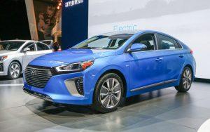 2017 Hyundai Ioniq Hybrid Wallpaper