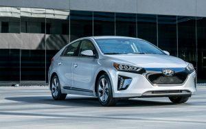 2017 Hyundai Ioniq Wallpaper
