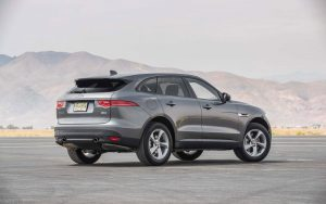 2017 Jaguar F Pace Wallpaper
