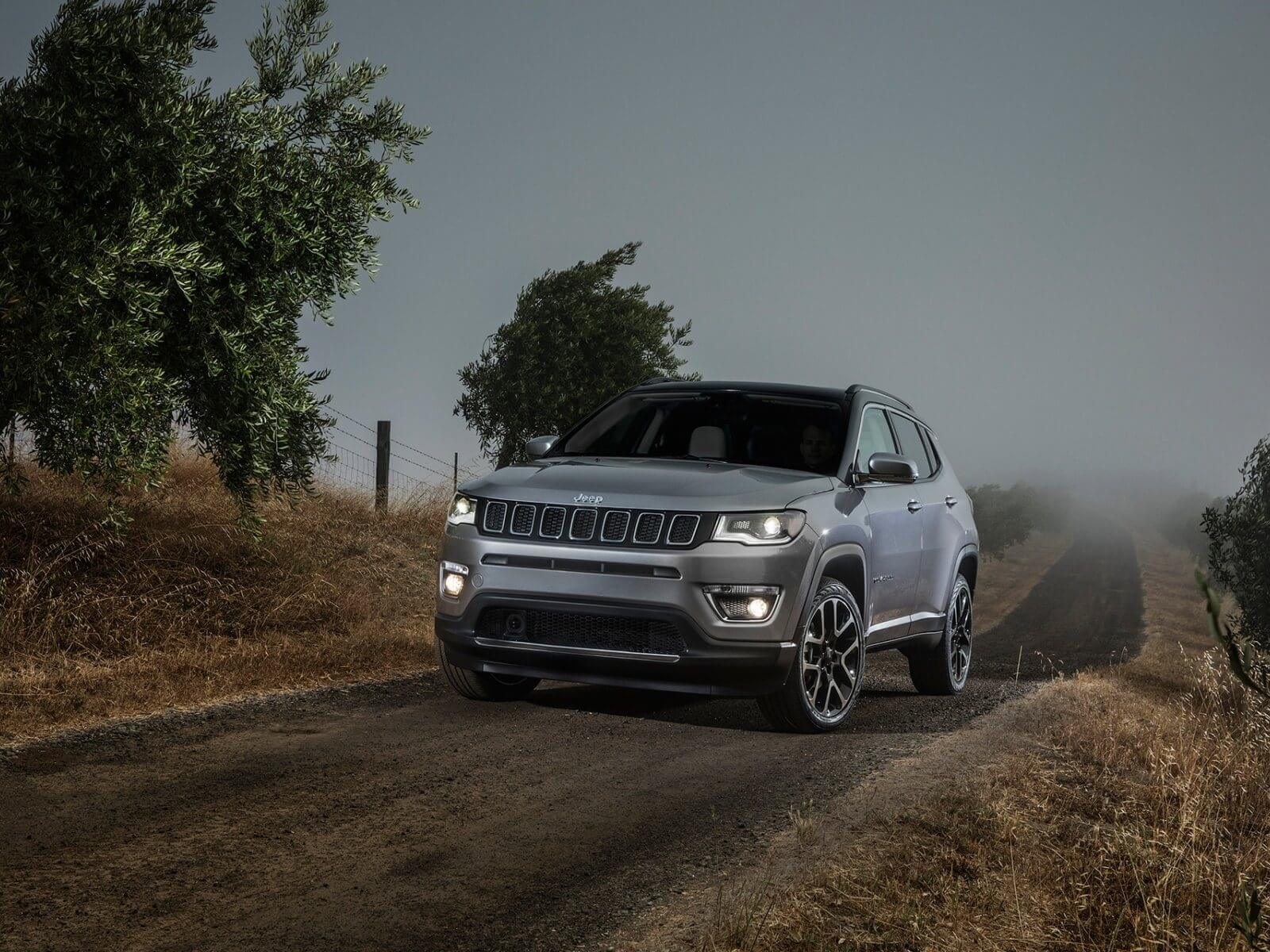 2017 Jeep Compass Limited Wallpaper