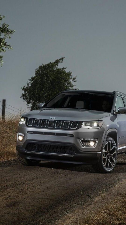 2017 Jeep Compass Limited Wallpaper Hd Wallpaper Background