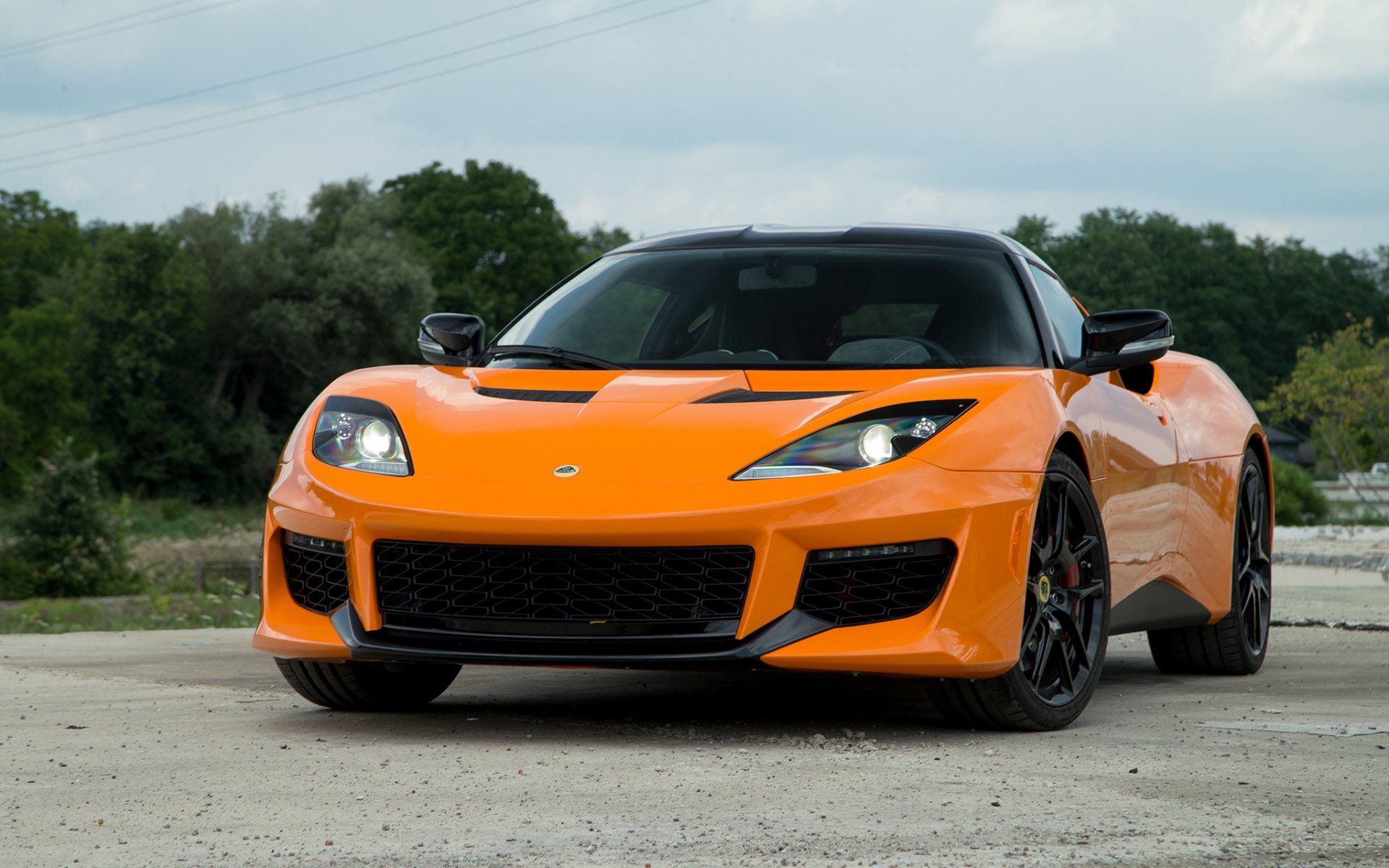 2017 lotus evora 400 wallpaper