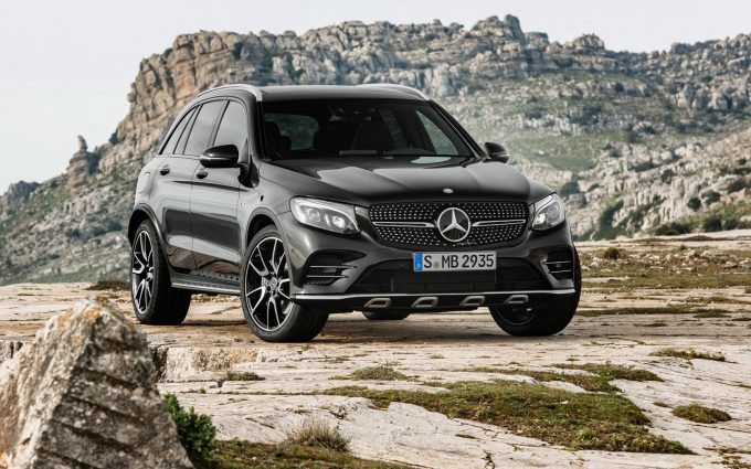 2017 mercedes benz amg glc43 wallpaper