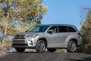 2017 toyota highlander wallpaper background