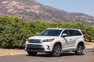 2017 toyota highlander white wallpaper background