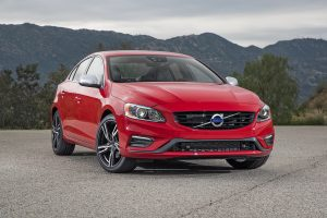 2017 Volvo S60 Wallpaper