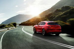 2018 alfa romeo stelvio wallpaper background