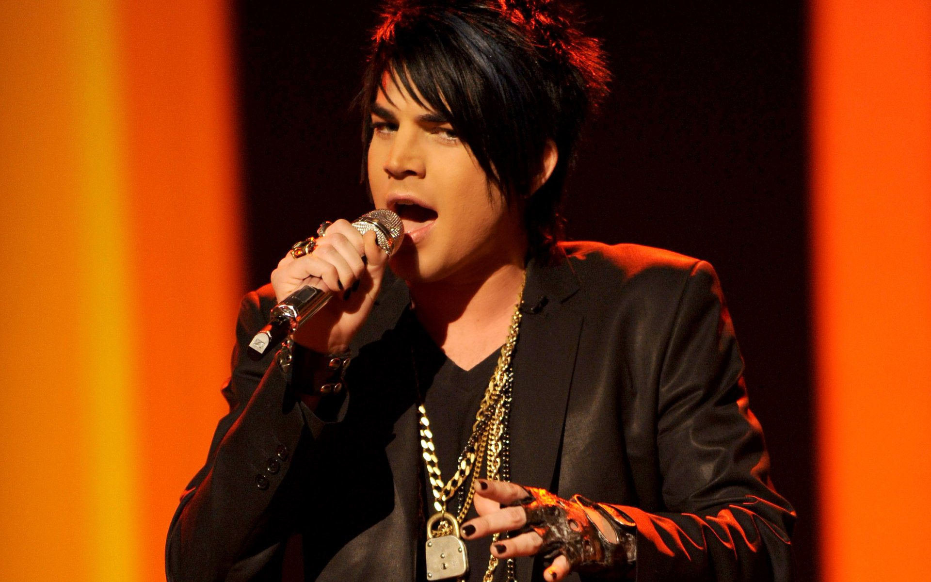 adam lambert wallpaper background