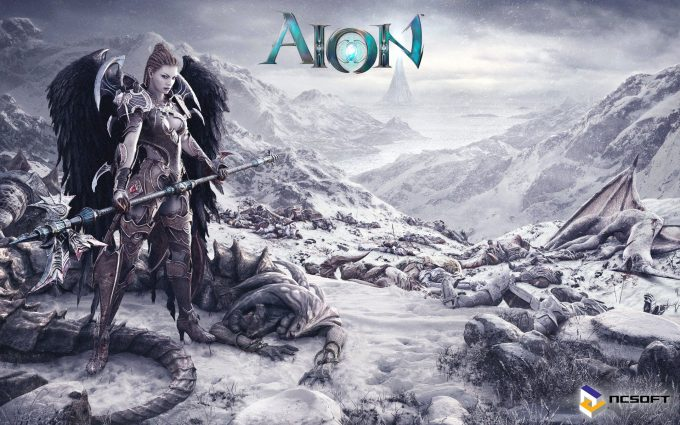 aion game wallpaper
