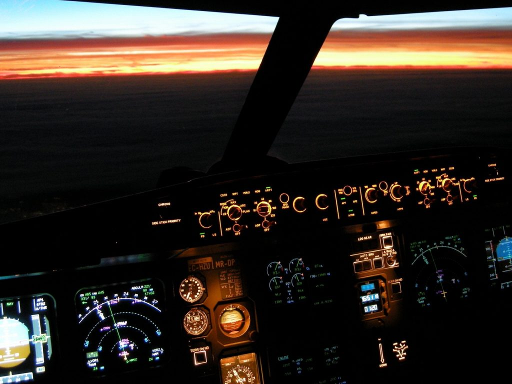 Airplane Cockpit Wallpaper Background Hd Wallpaper Background
