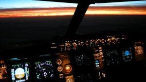 Airplane Cockpit Wallpaper Background