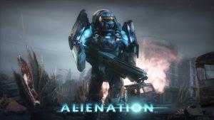Alienation Wallpaper 4K 8K