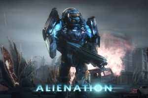 alienation wallpaper 4k background