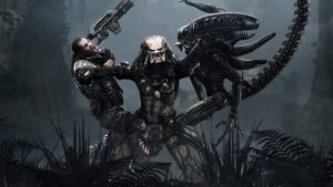 Aliens Vs Predator Game Wallpaper