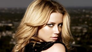 Amber Heard 4K Wallpaper