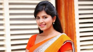 Anjali Tamil Actress Wallpaper