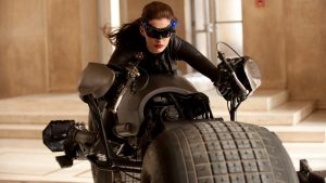 Anne Hathaway As Catwoman Wallpaper