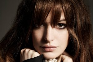 Anne Hathaway Beautiful Wallpaper