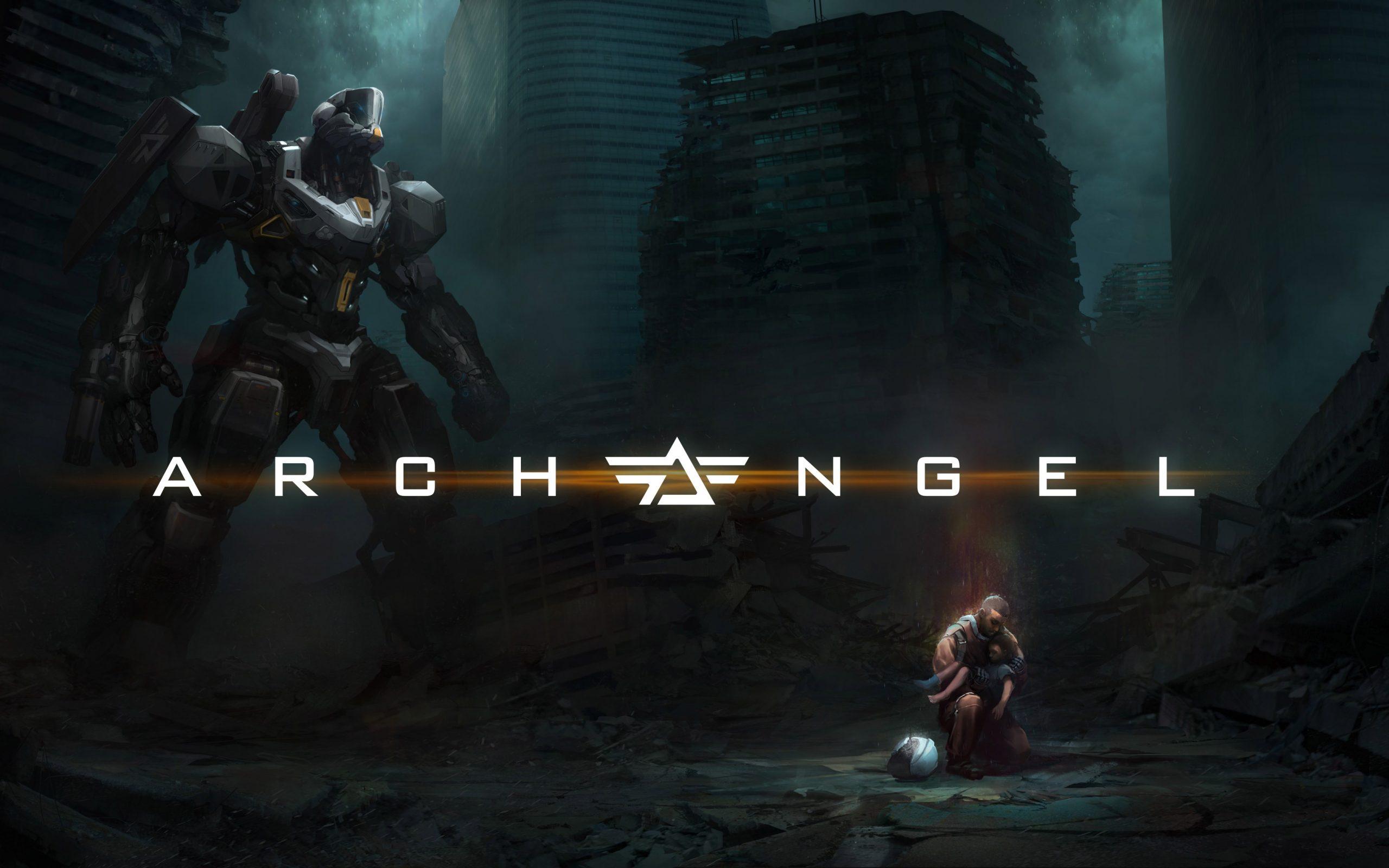 Archangel Game 4k Wallpaper Hd Wallpaper Background
