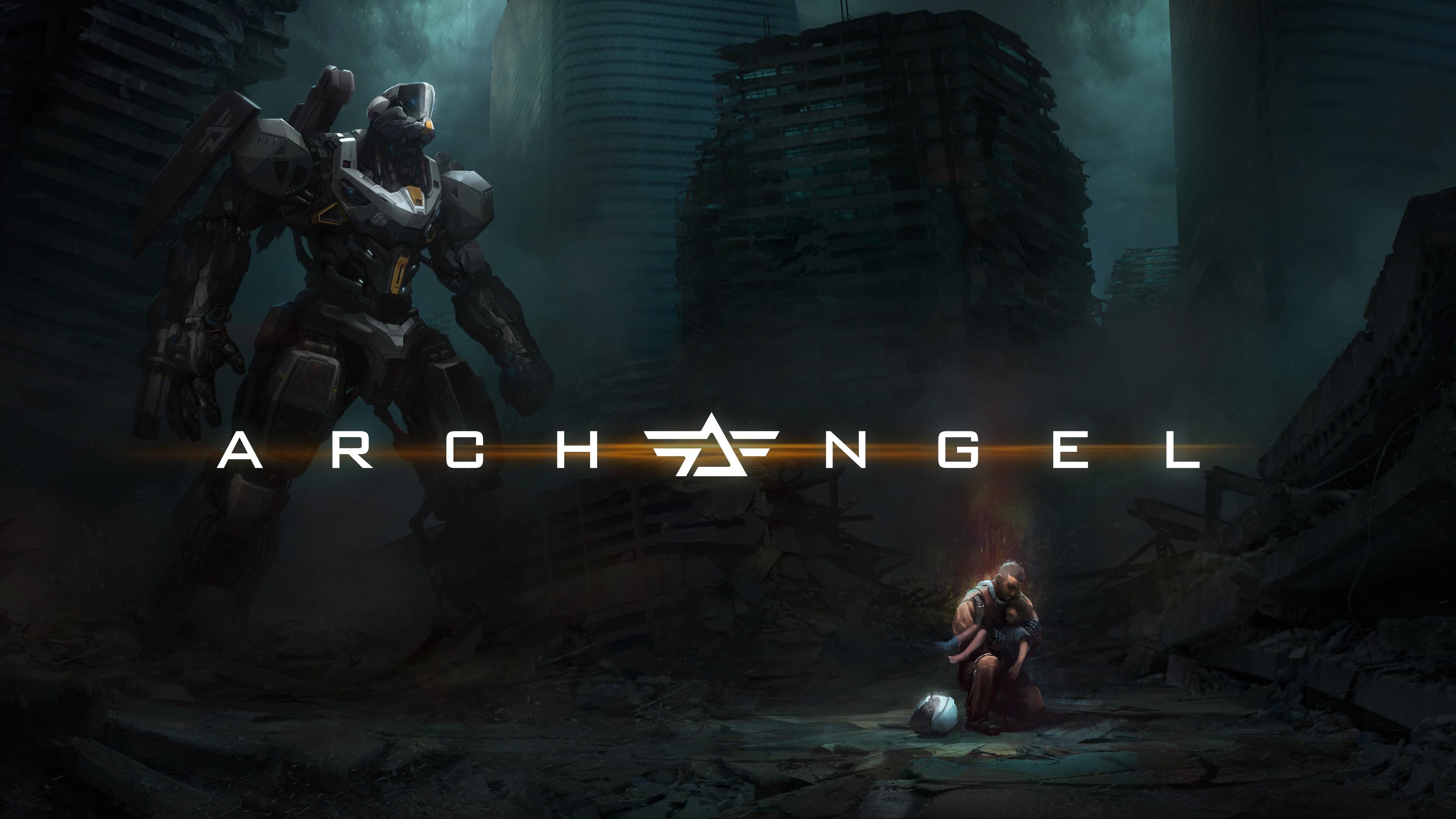 archangel game 4k