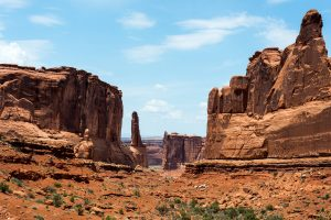 arches national park 4k wallpaper background