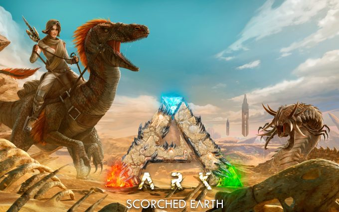 ark scorched earth 4k