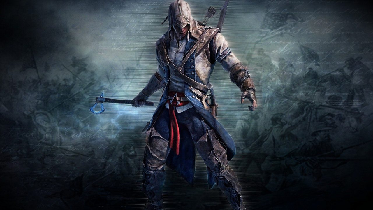 Assassins Creed 3 Game Wallpaper Hd Wallpaper Background