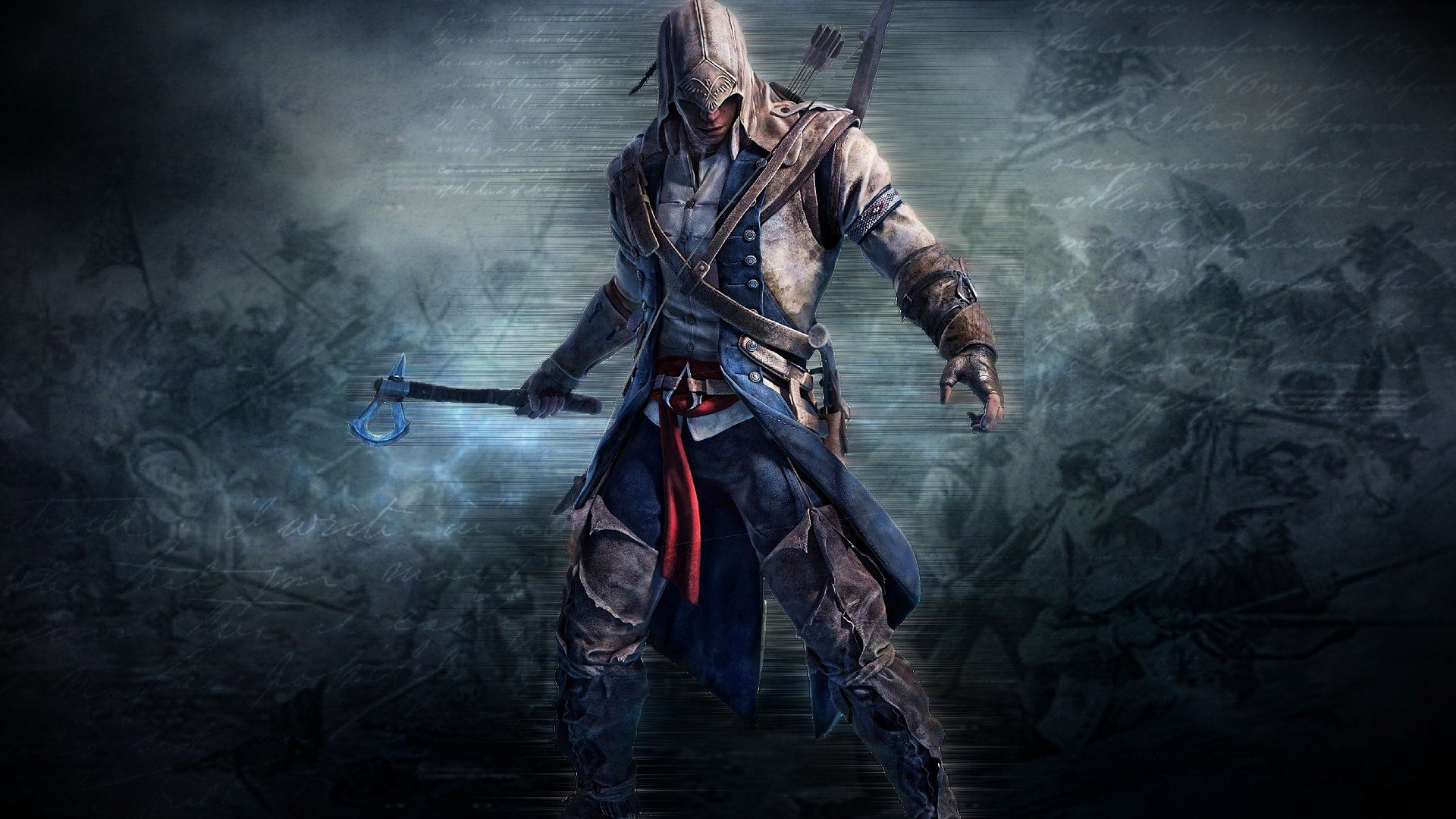 assassins creed 3 game wallpaper background
