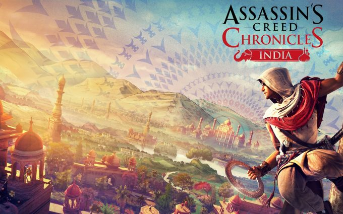 assassins creed chronicles india 4k