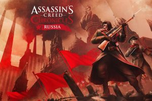 Assassins Creed Chronicles Russia 4K Wallpaper