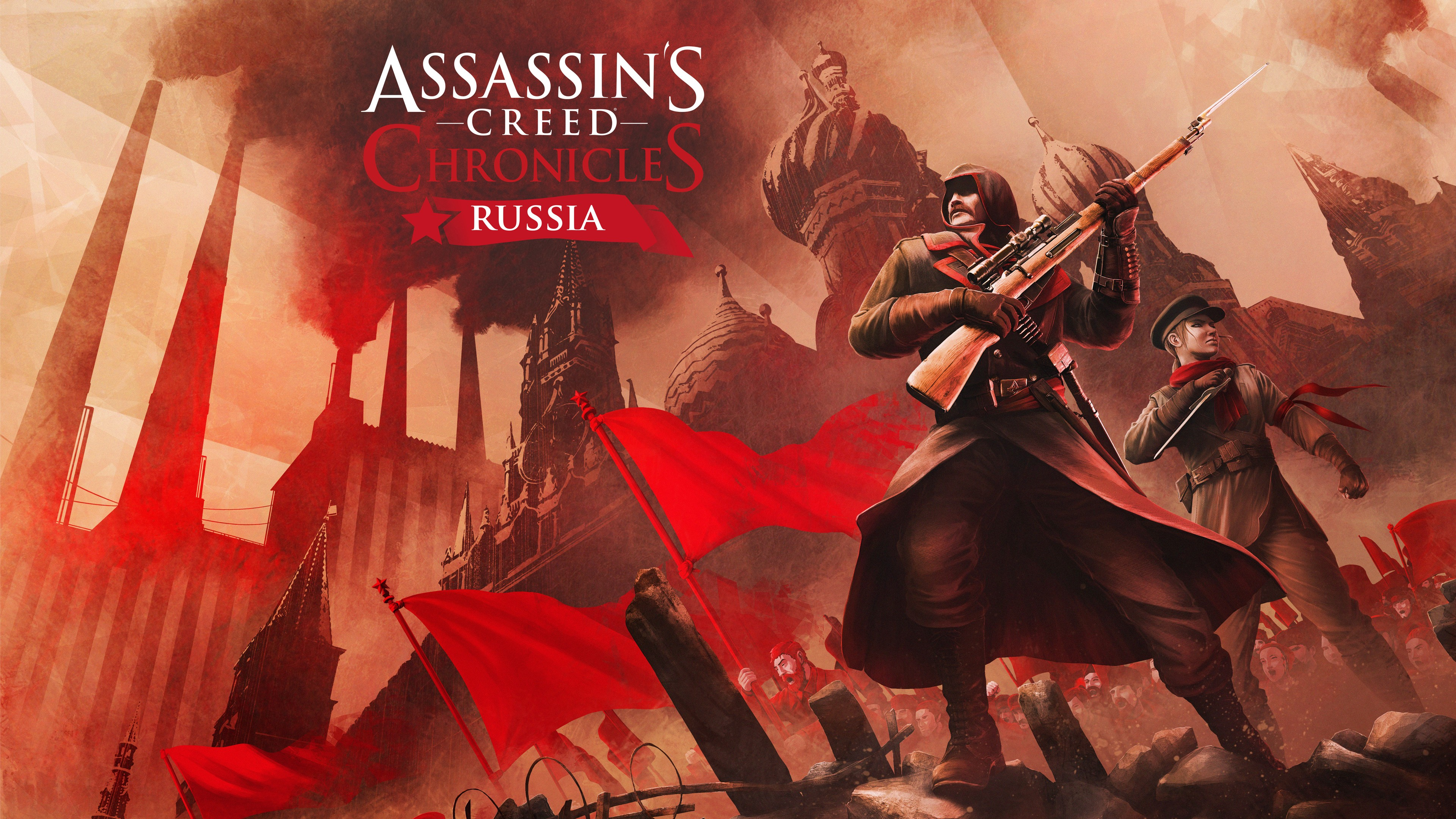 assassins creed chronicles russia 4k