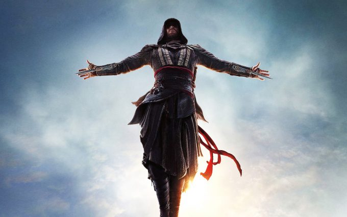 assassins creed movie wallpaper background