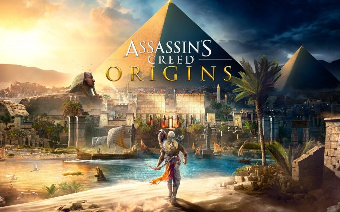 assassins creed origins 4k