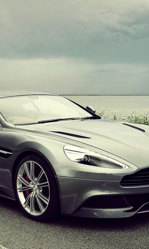Aston Martin V12 Vanquish Wallpaper Hd Wallpaper Background