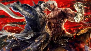 Asuras Wrath Game Wallpaper