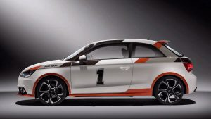 Audi A1 Wallpaper Background