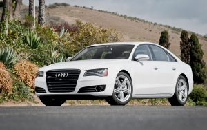 Audi A8 Wallpaper Background