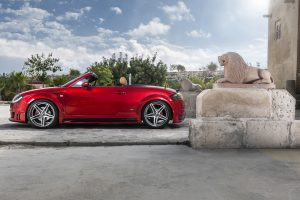 audi tt red wallpaper