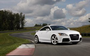 Audi TT RS Wallpaper Background