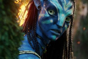 avatar neytiri wallpaper background