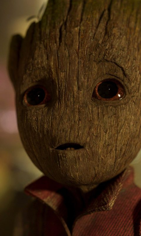 Baby Groot Guardians Of The Galaxy Wallpaper 4k Hd