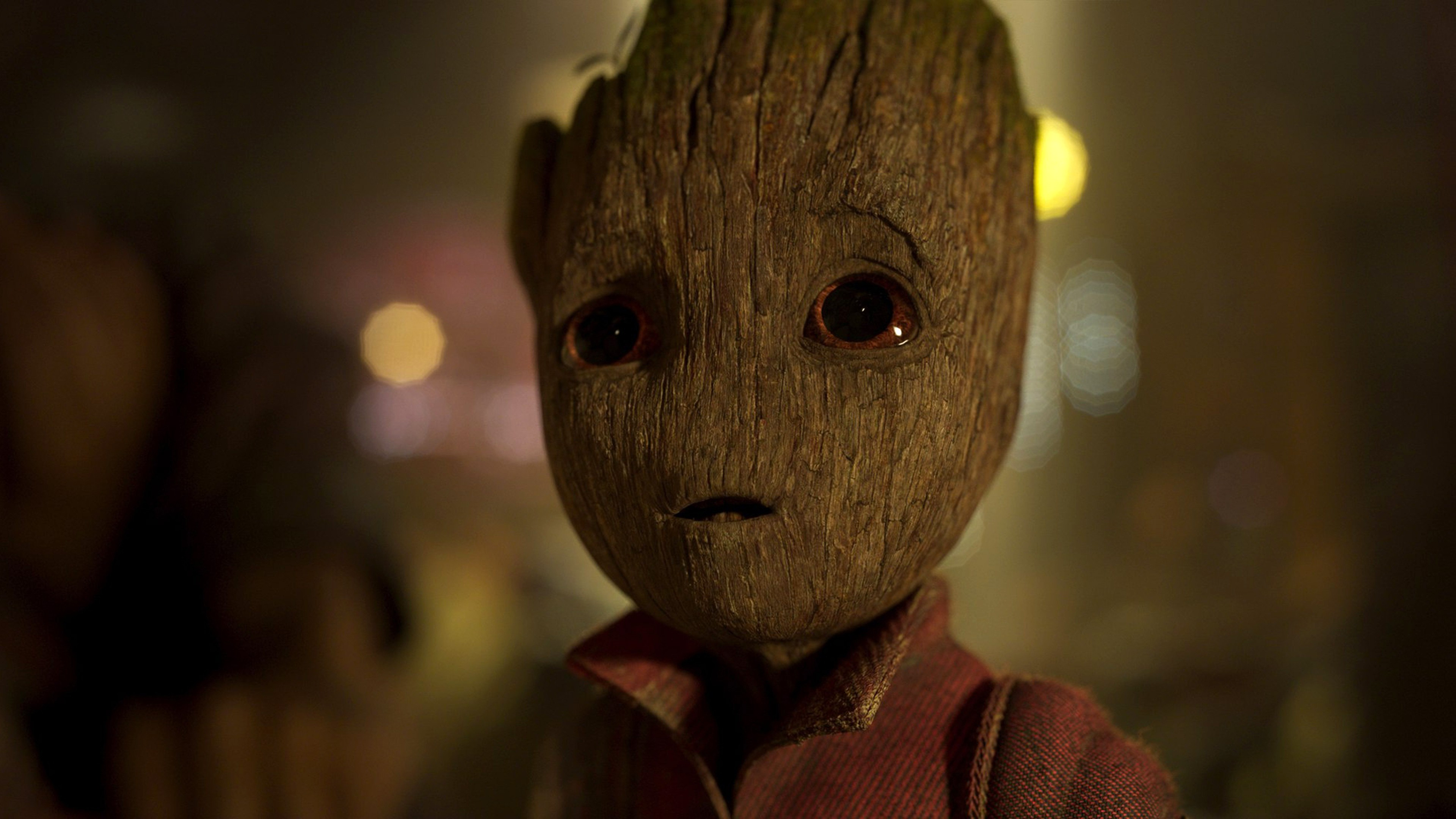 baby groot guardians of the galaxy wallpaper 4k background